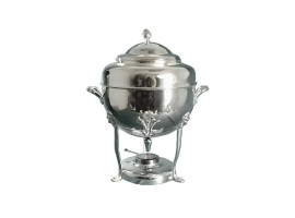 100 Cup Silver Coffee Urn
