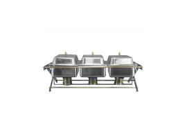 12 Quart Stainless Steel Triple Server