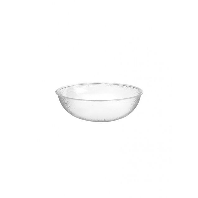 16 in Plastic Pebble Serving Bowl