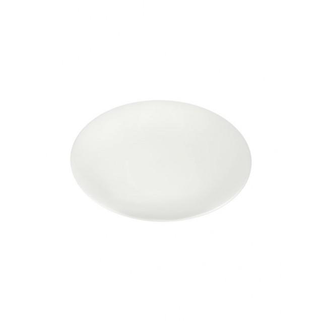 16 in White Salad Bowl