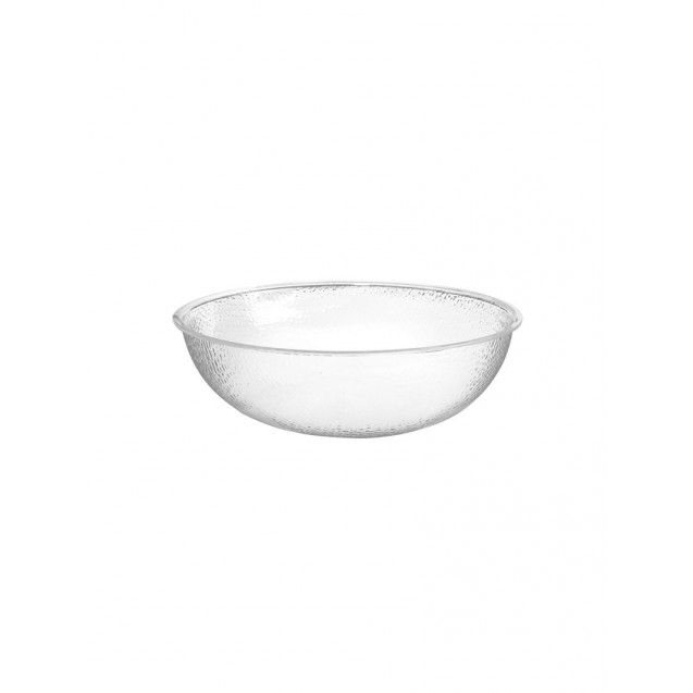 19 in Plastic Pebble Serving Bowl