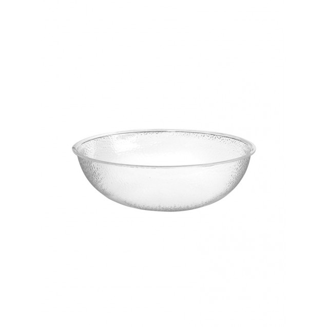 24 in Plastic Pebble Serving Bowl