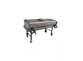 2' x 5' Propane Griddle