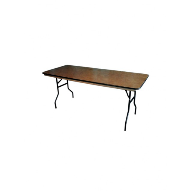 """6' X 30"""" Rectangle Table"""
