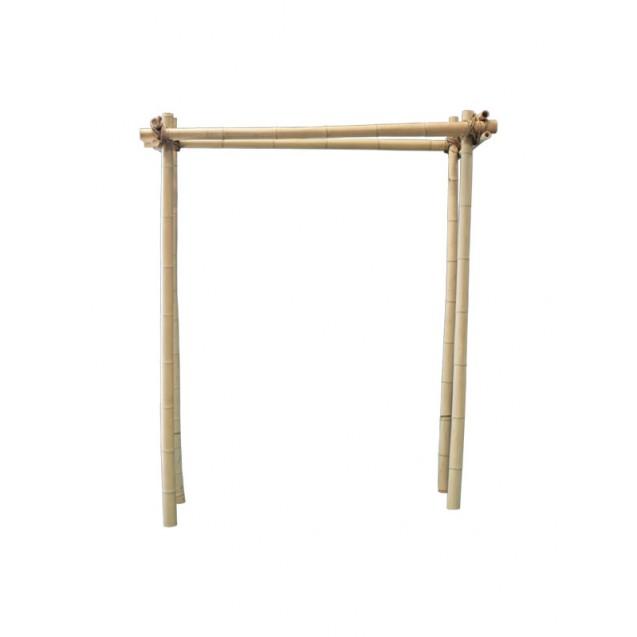 Bamboo Chuppah