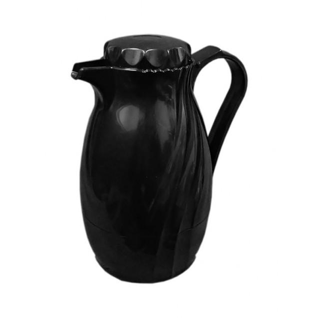 Black Coffee Pot Thermos 40 oz