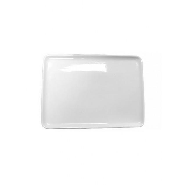 Bone Ceramic Platter