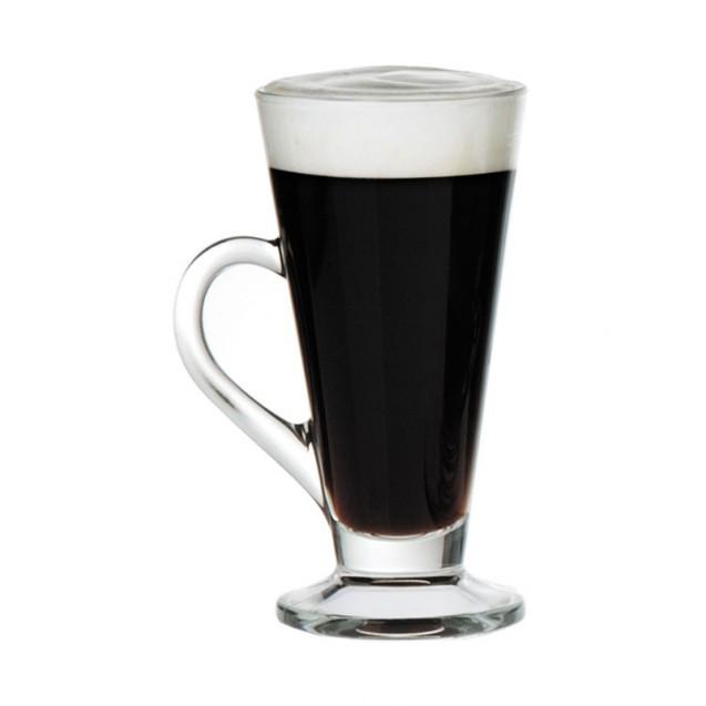 Clear Coffee Contempo Mug