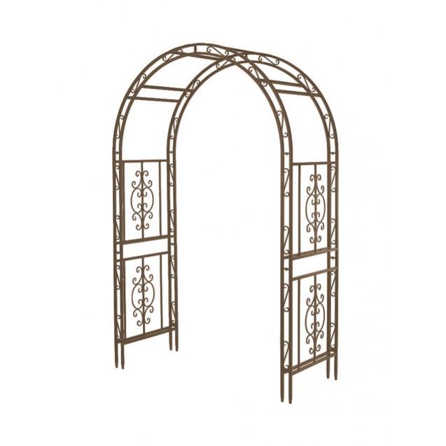 Montebello Wrought Iron Arch