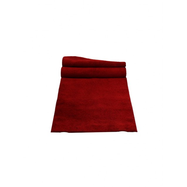 3' x 50' Red Carpet Aisle Runner