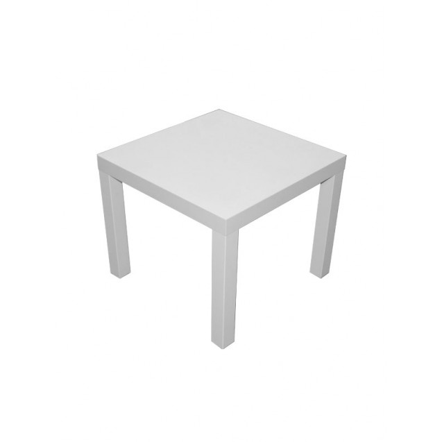 White End Table 21