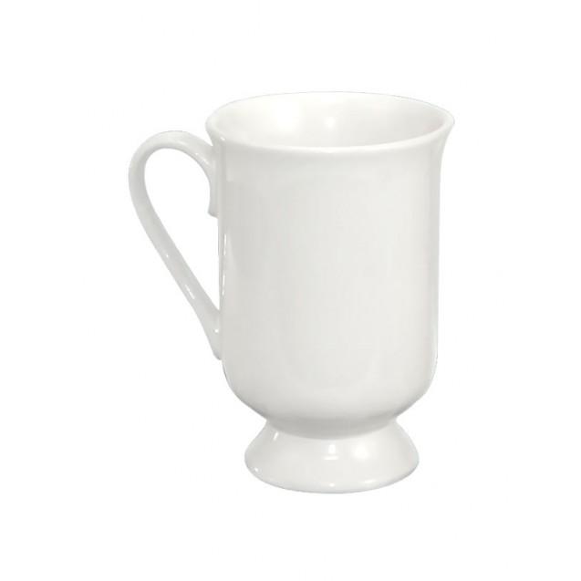 White Footed Coffee Mug